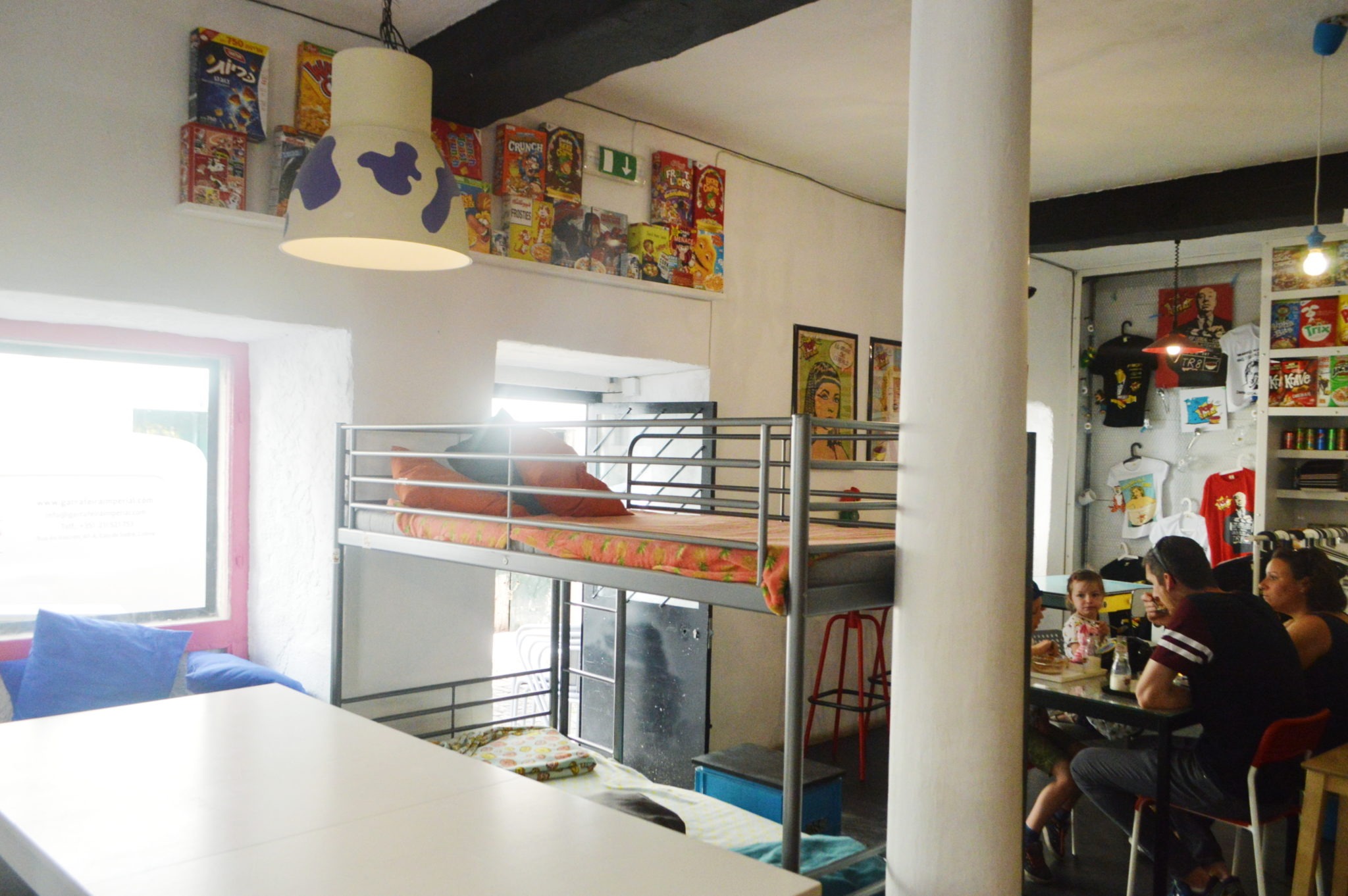 Alternative Work/Study Place