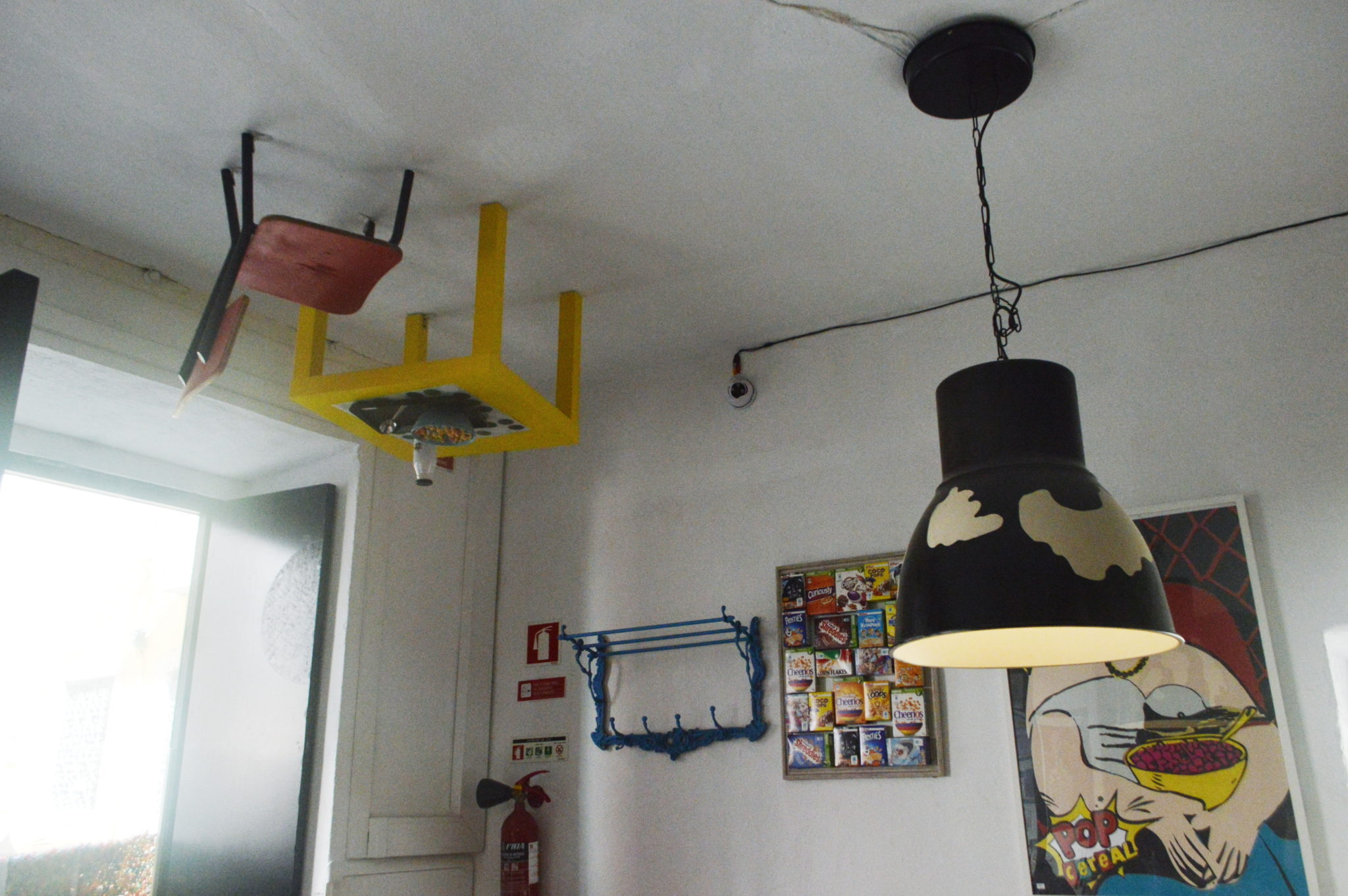 pop art decoration